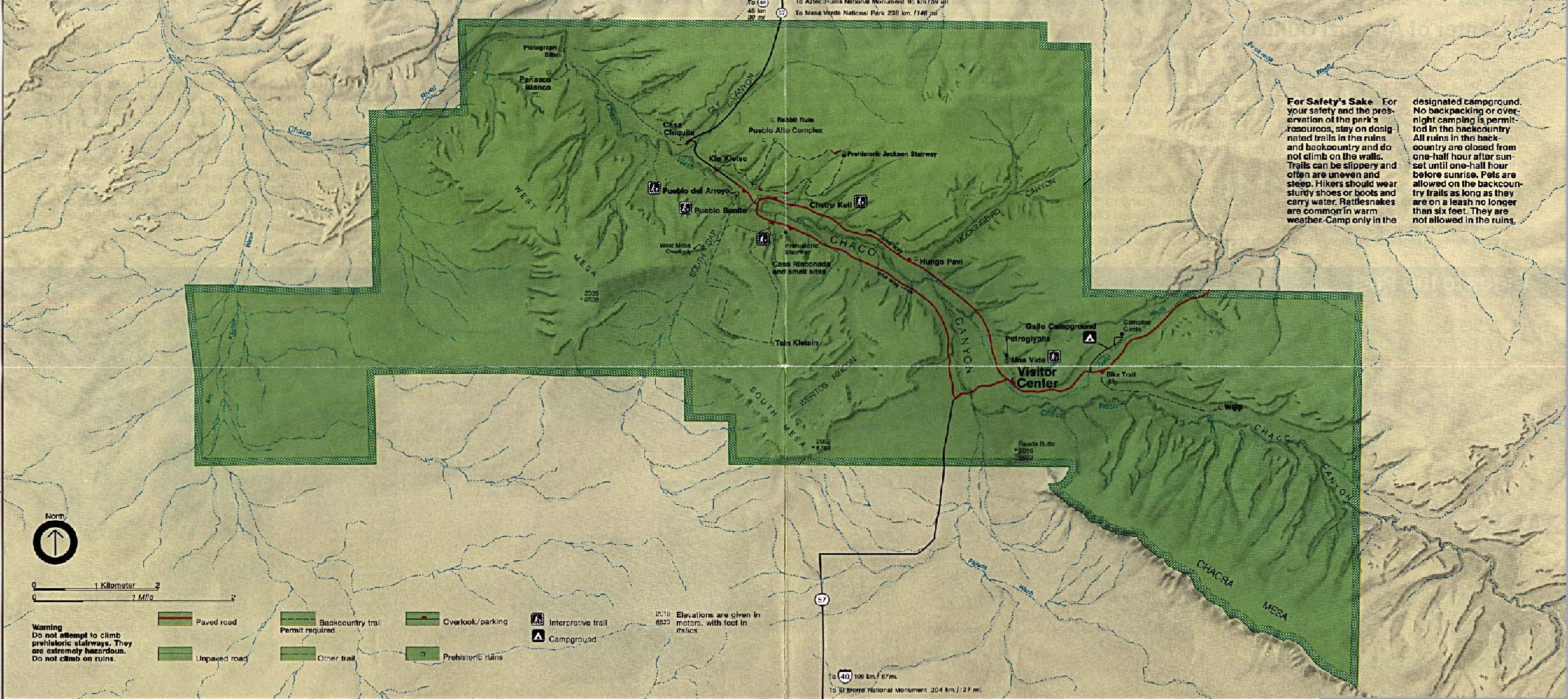 Maps Of United States National Parks And Monuments - Map os us national historical parks